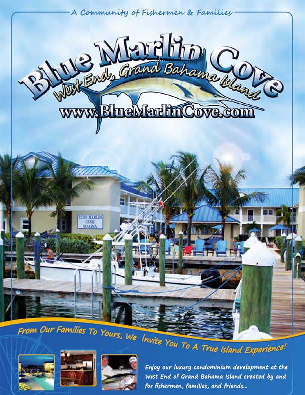 Blue Marlin Cove Brochure