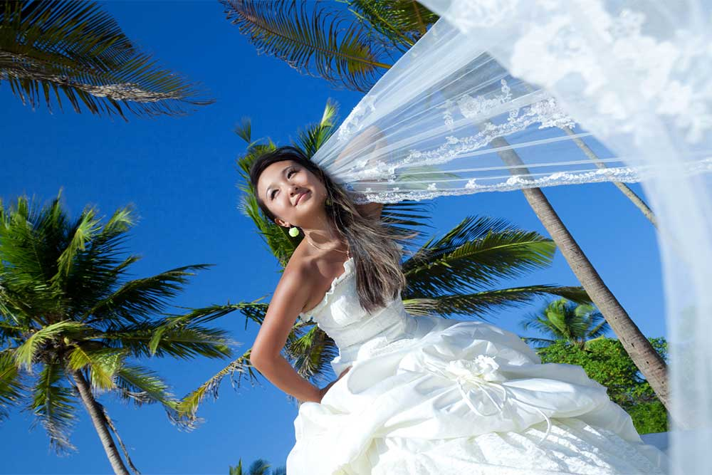 grand bahamas beach wedding